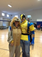 Mr Greg and Principal Mickle!